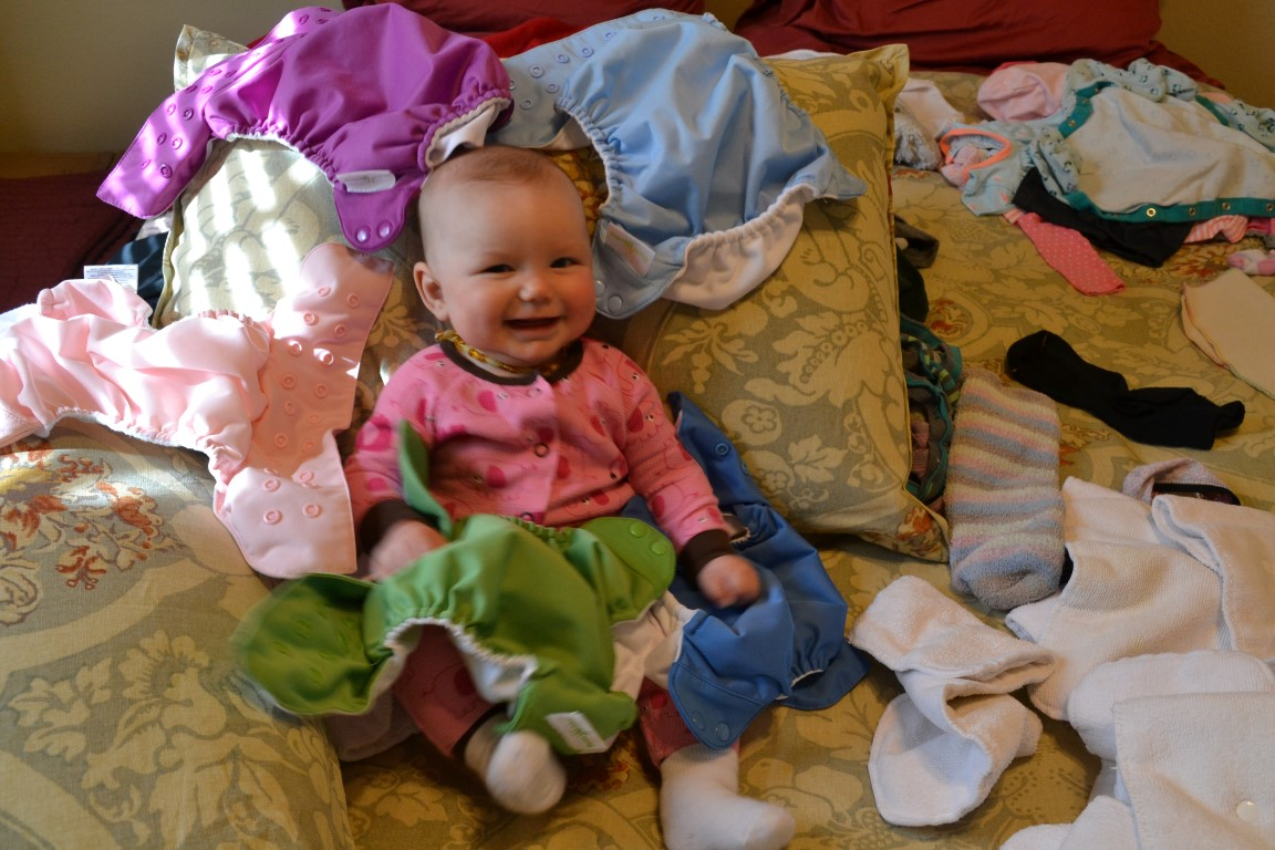 cloth diapering, cloth diapers
