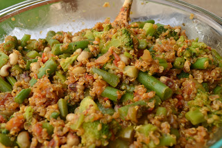 Quinoa Curry Salad Recipe
