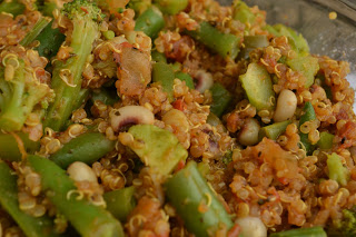 Quinoa Curry Salad Recipe_2