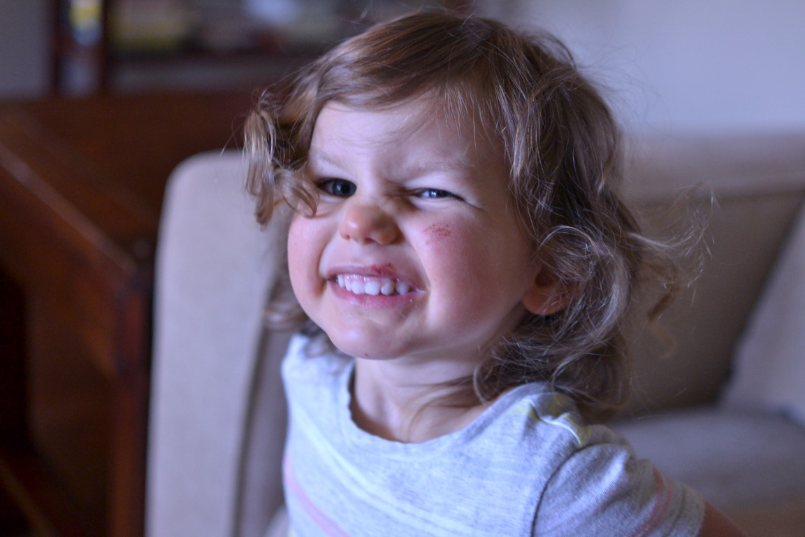 Toddler Smiles: Fake vs Real - Going Dad
