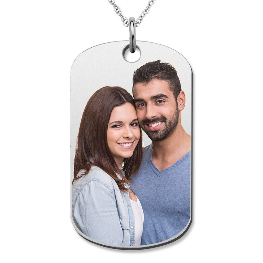 picturesongold.com, father's day, photo dog tag, custom, personalized, giveaway